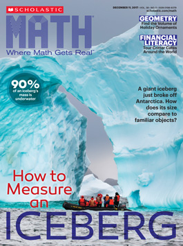 December 11, 2017 issue | Scholastic MATH magazine
