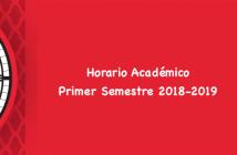 class schedule banner