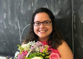 Alumni Vanessa Rivera-Quiñones, B.S. in Mathematics 2013