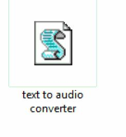 How To Convert Text Into Audio