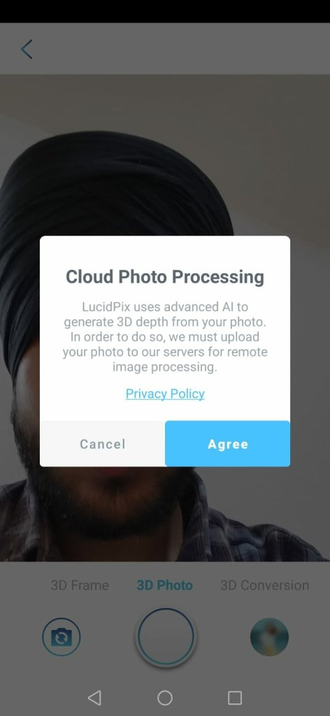 How To Capture 3D Images In Android And IPhone