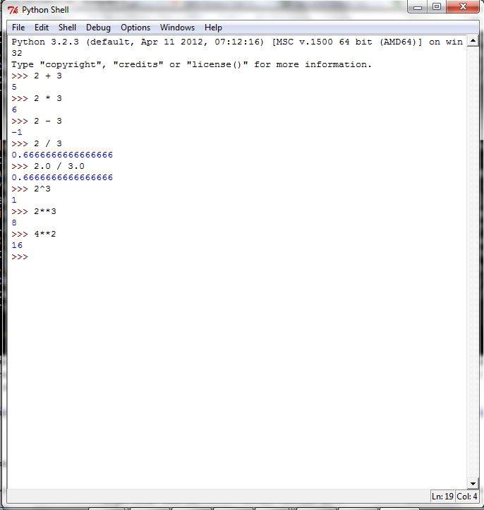 IDLE Python GUI Window Only | Math ∞ Blog
