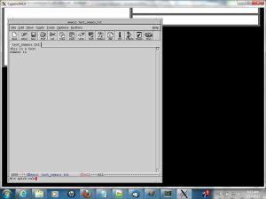 GNU Emacs Quick Calc Command Screenshot
