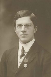 Ronald Fisher in 1913