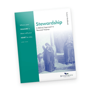 Stewardship Student Workbook (2nd Ed)