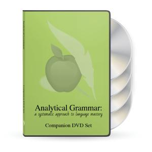 Analytical Grammar DVD Set