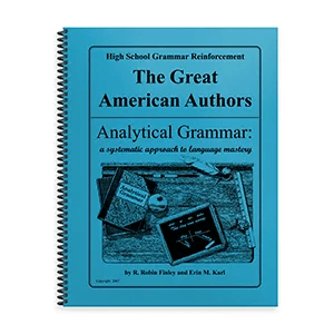 High School Reinforcement American Authors
