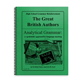 High School Reinforcement British Authors