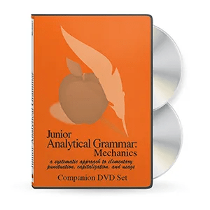 Junior Analytical Grammar Mechanics DVD Set