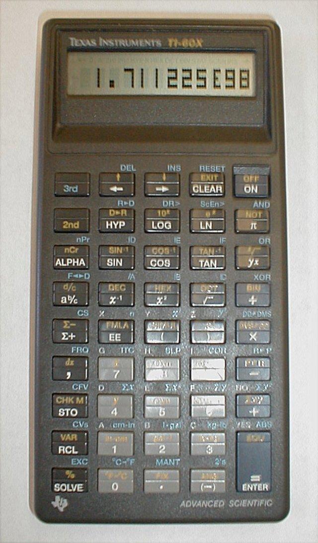 Mark S Scientific Calculators