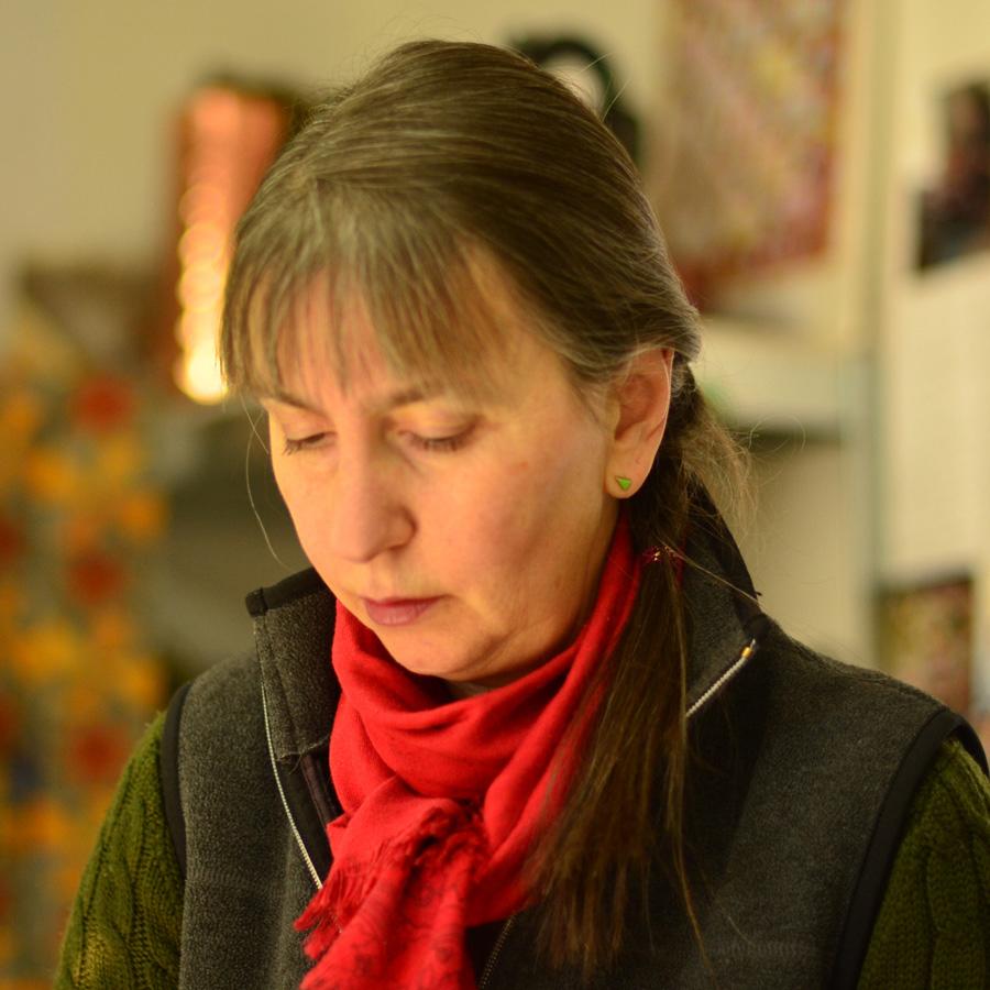 Dominique Ehrmann's portrait