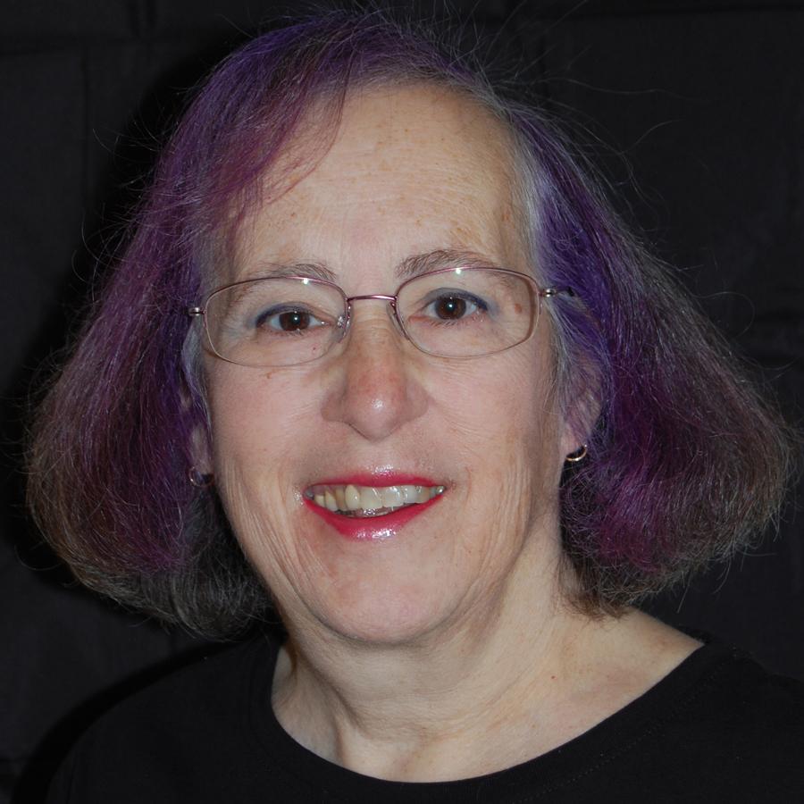 Faye Goldman portrait
