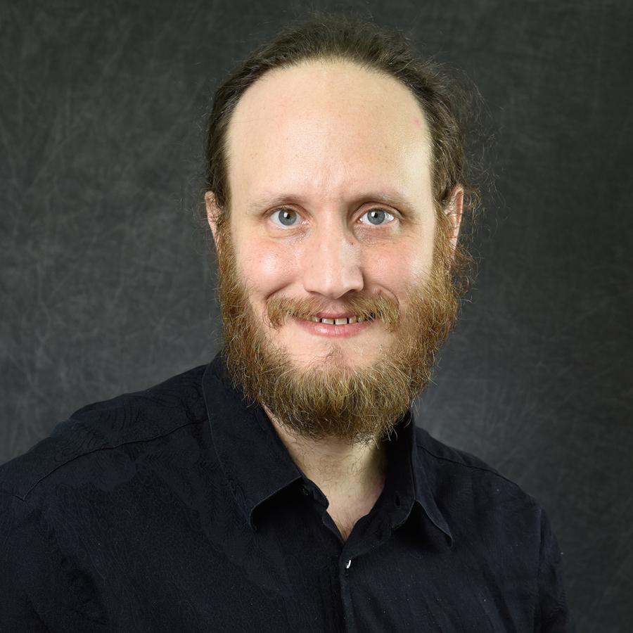 Jake Wildstrom portrait