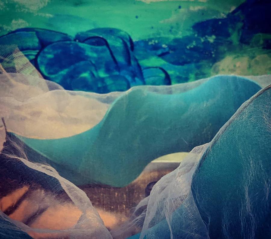 Ocean test by Tasha Pruitt
