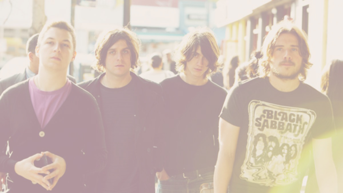 ARCTIC MONKEYS – HUMBUG ERA