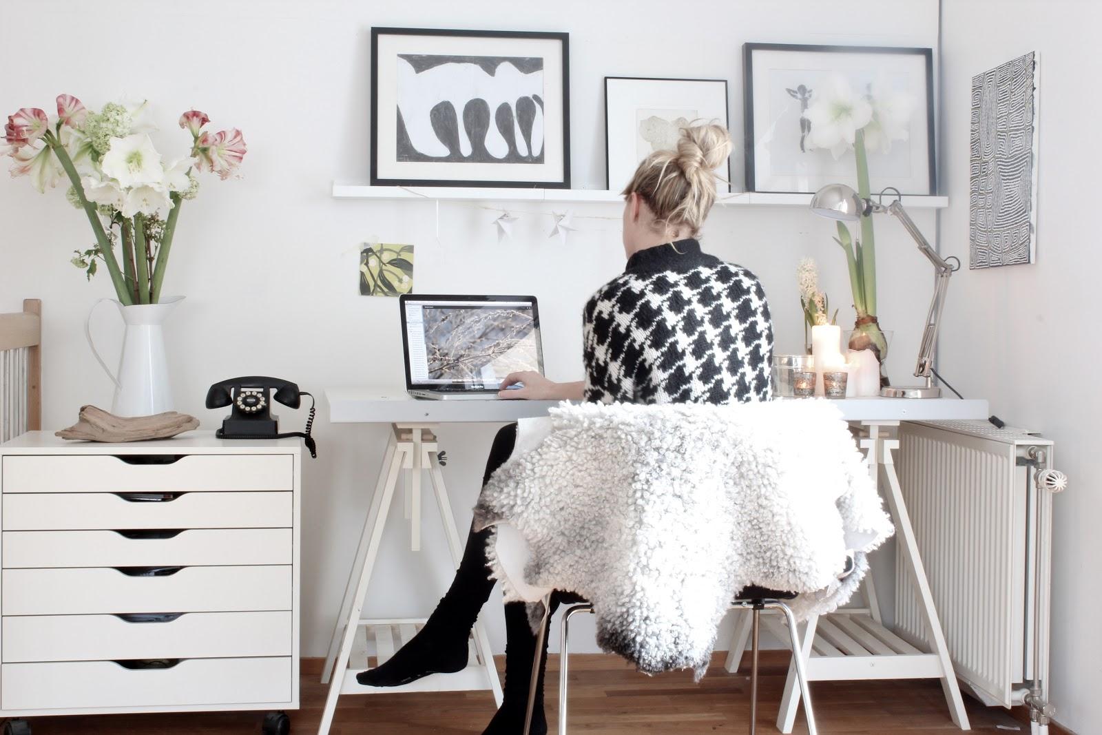 Trabalhar de casa – home office