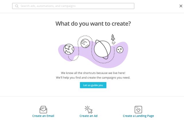 mailchimp-criar-campanha