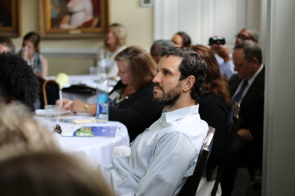 The Civic Education workshop highlighted successful strategies for bringing civic engagement into the classroom, and featured students and teachers who have participated in Montevallo's Students' Institute.
