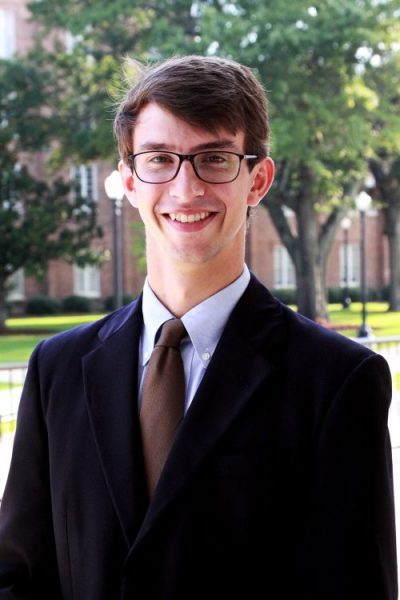 Jeff Rogers is a senior at the University of Alabama, and an alumni of the Jean O'Connor-Snyder Internship in Walker County, Alabama.