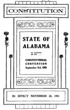 The Alabama Constitution of 1901