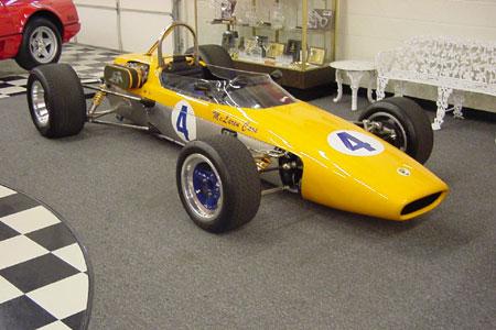1967 McLaren M4 B Mathews Collection
