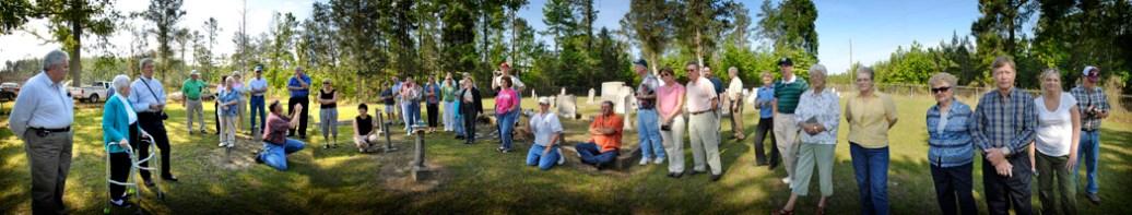 Mathews Family Reunion, 2007