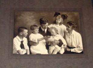 Bill Mathews family