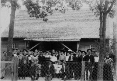 Mathews Family Reunion 1905