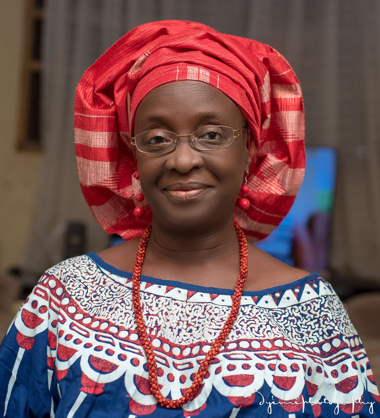 Just In: Dame Nora Dadu'ut Clinches APC Ticket For Senate Bye-election