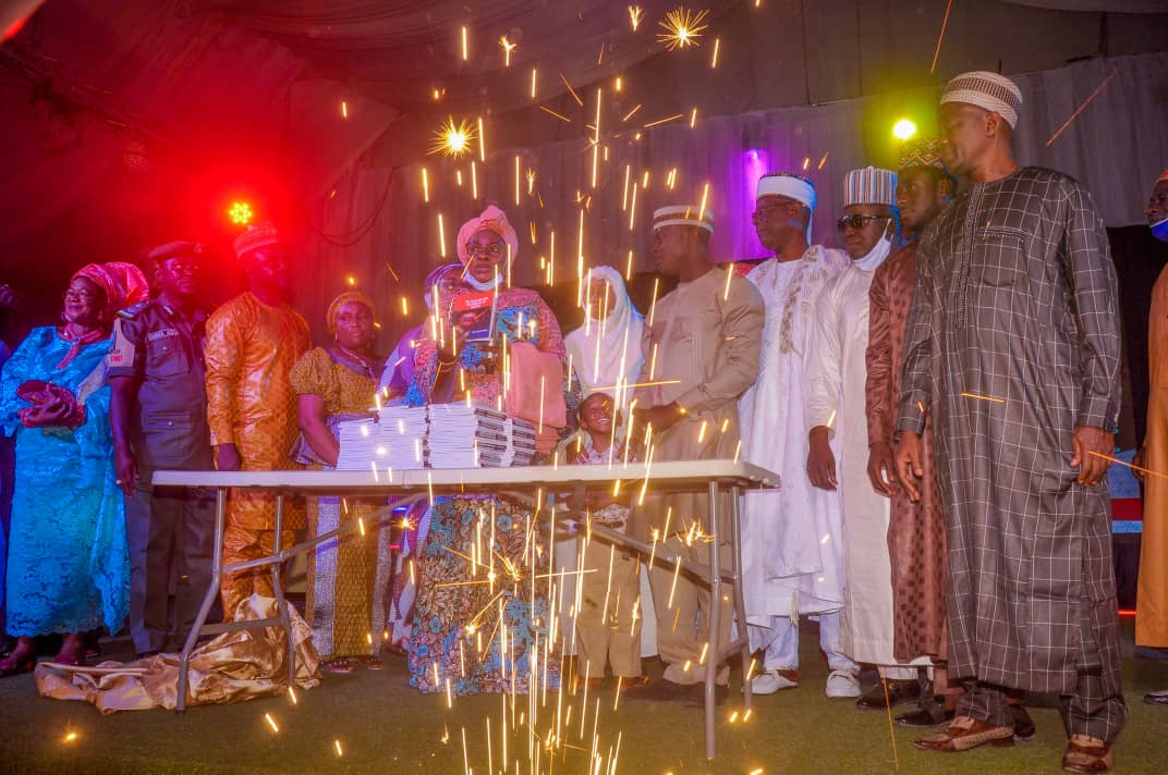 Plateau Excellence Award Bello Lukman's Book launch (21)