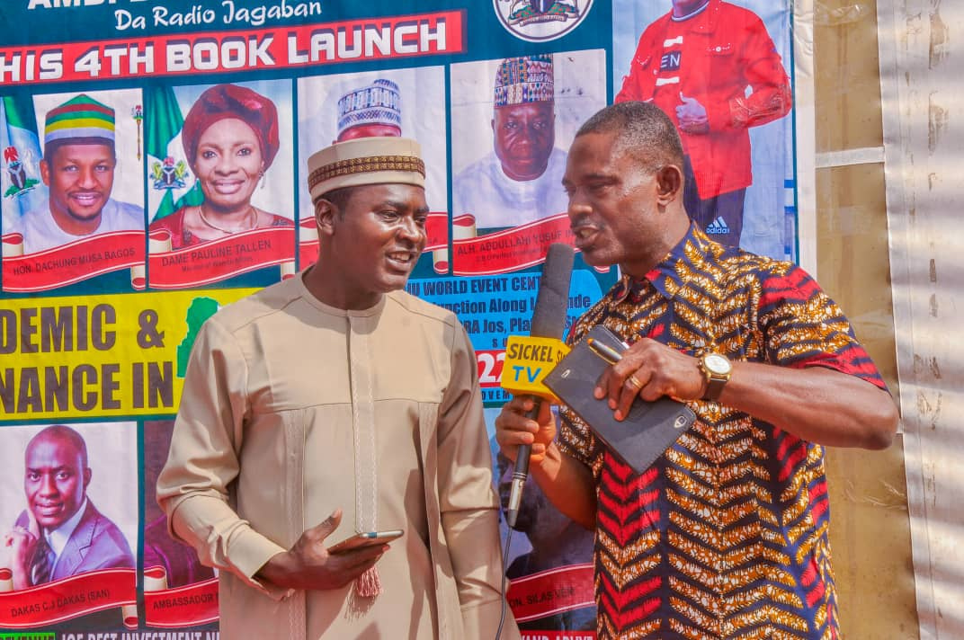 Plateau Excellence Award Bello Lukman's Book launch (22)