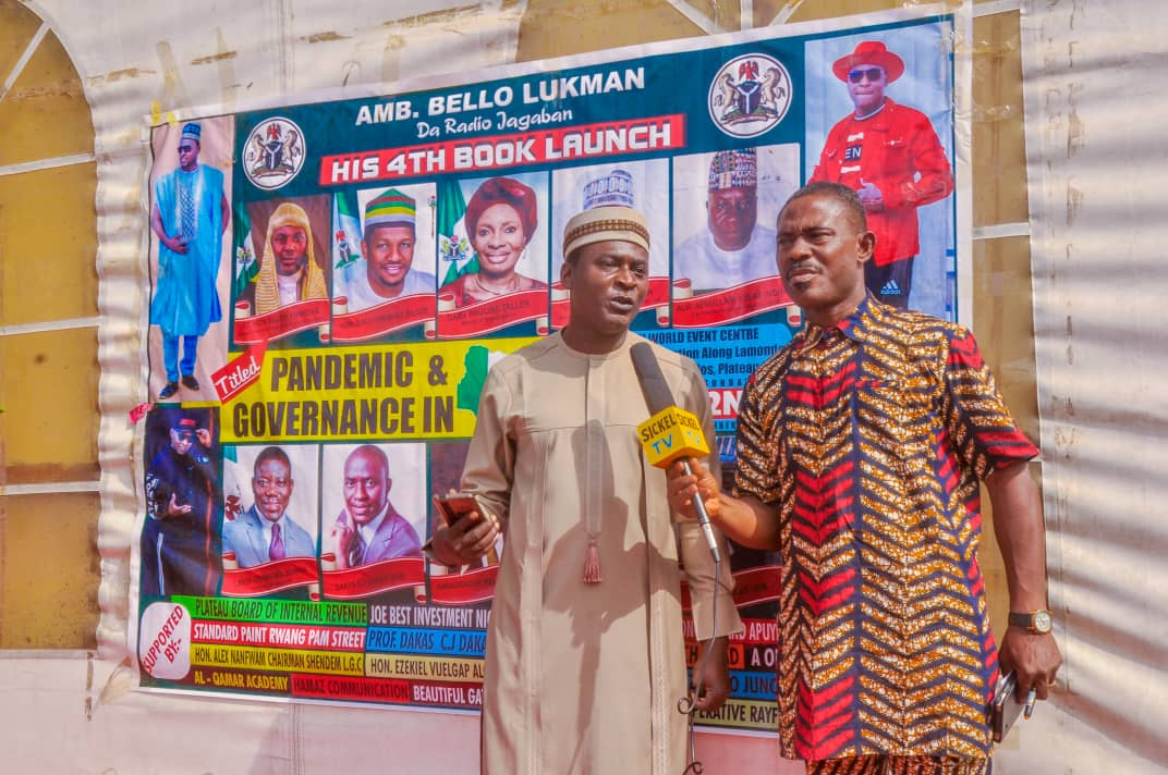 Plateau Excellence Award Bello Lukman's Book launch (24)