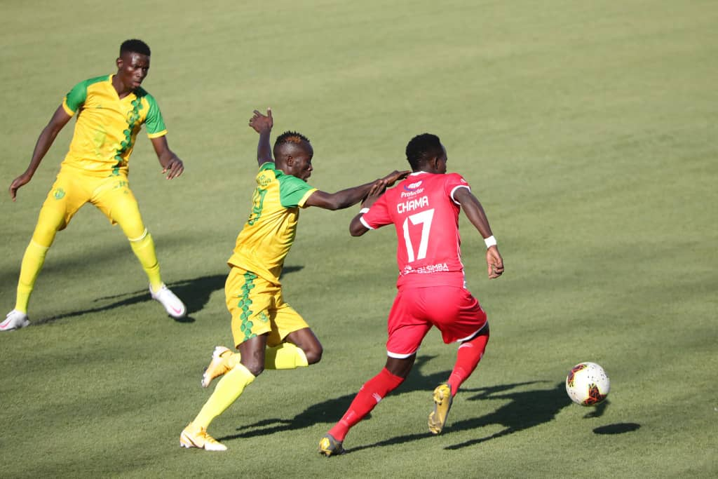Plateau United slip at home against visiting Simba SC of Tanzania in CAF Champions League Prelim (5)