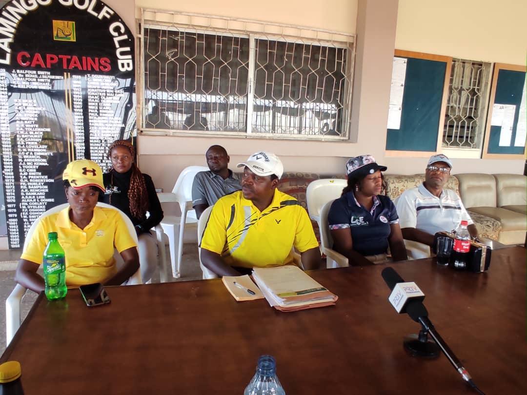 Lamingo Golf Club host 2020 edition Governor's Cup Pro-Amature Golf Tournament