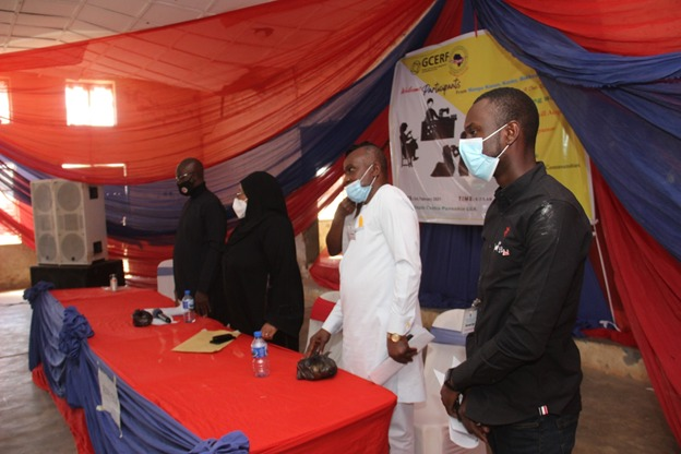 IGSR Organises Basic Business Training for 120Participants in Plateau (10)