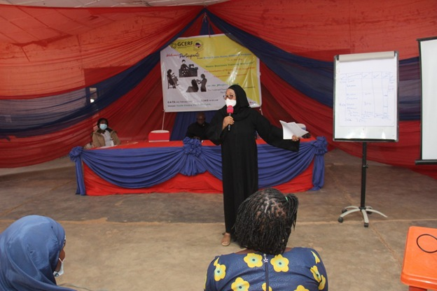 IGSR Organises Basic Business Training for 120Participants in Plateau (11)