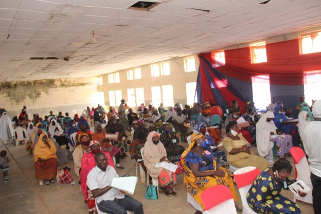 IGSR Organises Basic Business Training for 120Participants in Plateau (15)