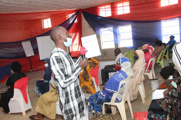 IGSR Organises Basic Business Training for 120Participants in Plateau (6)