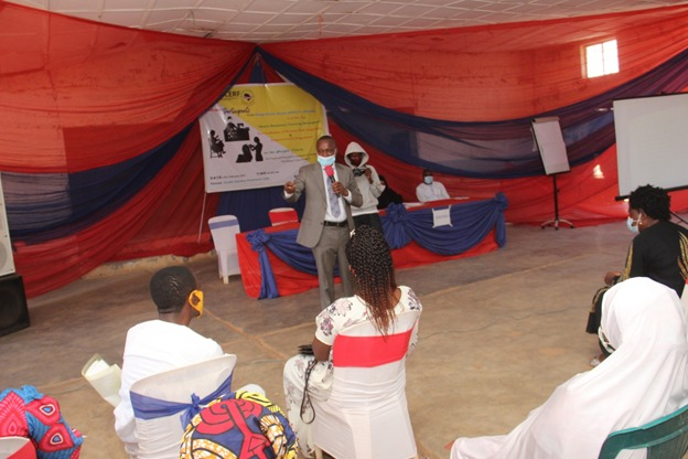 IGSR Organises Basic Business Training for 120Participants in Plateau (7)