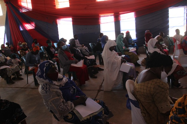 IGSR Organises Basic Business Training for 120Participants in Plateau (8)