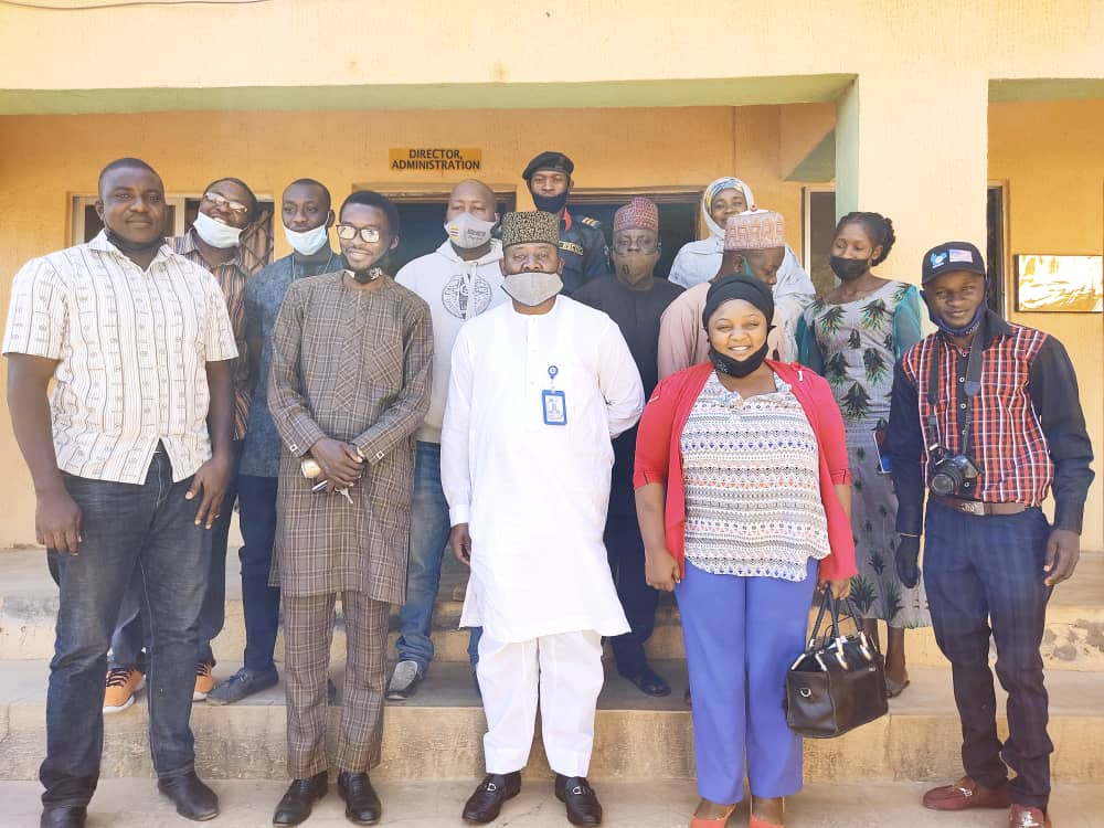Plateau Muslim Pilgrims Board host Online Media Practitioners on Courtesy in Jos (Photos) (1)