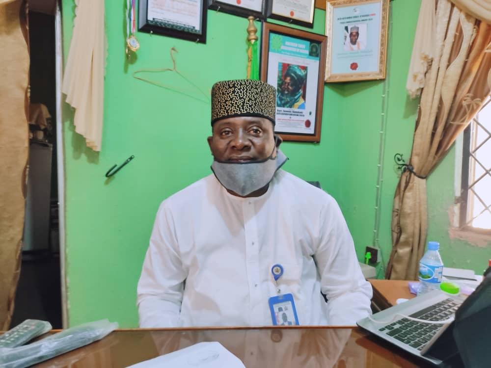 Executive Secretary of the Plateau State Muslim Pilgrims Board, Barrister Auwalu Abdullahi