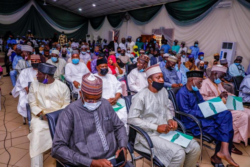 GOVERNOR LALONG DELIVERS 11TH AREWA LECTURE, CANVASSES FOR REDUCTION IN COST OF GOVERNANCE TO FUND DEVELOPMENT (2)