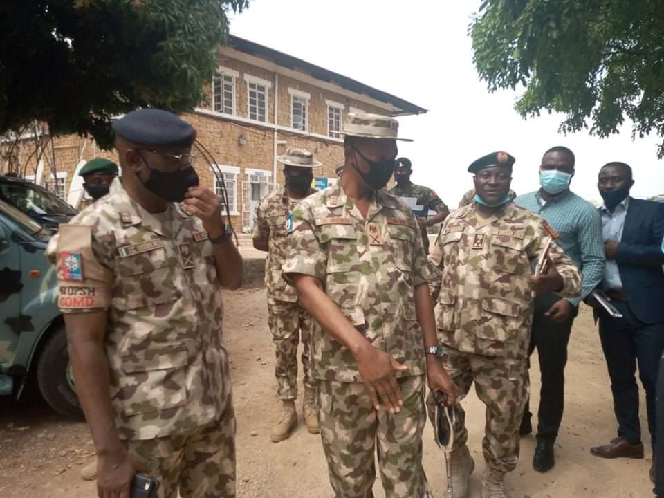 Operation Safe Haven Gets New Commander, Maj. Gen. Dominic Onyemulu (4)