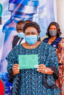 Plateau Gov Lalong, Tyoden, others receive COVID-19 vaccine (5)
