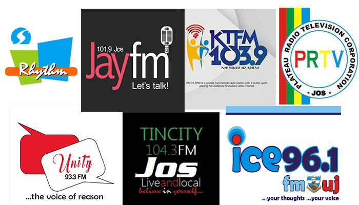 Radio Stations in Jos www.mathewtegha