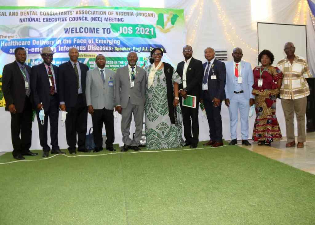 Medical & Dental Consultants Association of Nigeria MDCAN meet in Jos Plateau 5