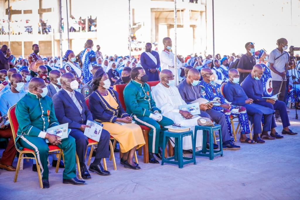 New Catholic Archbishop installed in Jos 1