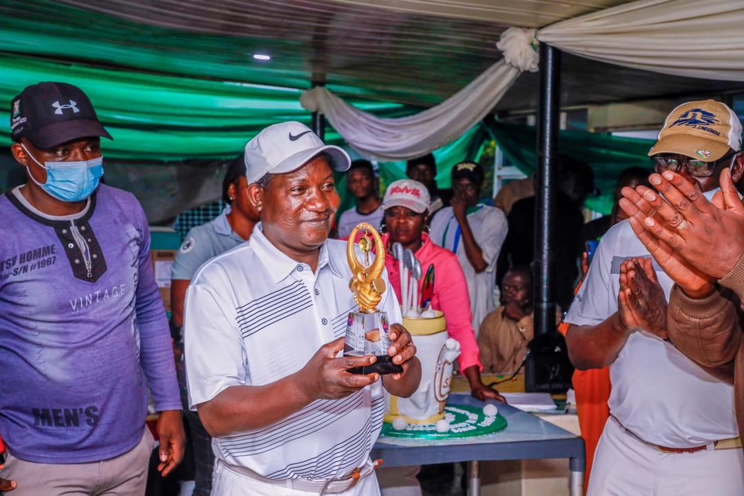 Sports Minister, Golf Community Honour Governor Lalong @58 1
