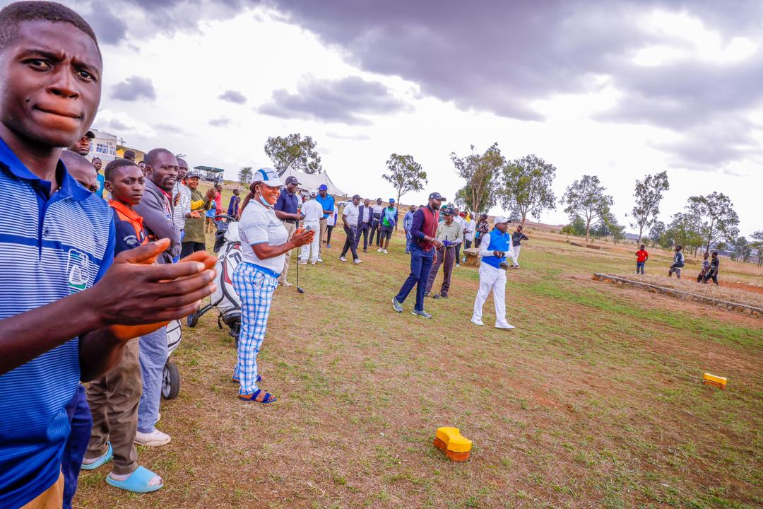 Sports Minister, Golf Community Honour Governor Lalong @58 4